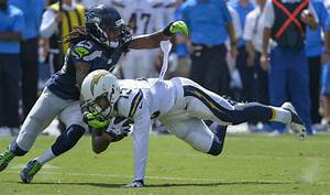 USP NFL: SEATTLE SEAHAWKS AT SAN DIEGO CHARGERS S FBN USA ...