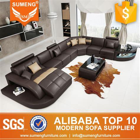 canapé allemagne sumeng 2015 allemagne moderne canapé d 39 angle en cuir set