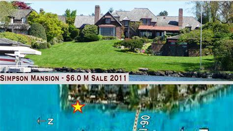Lake Washington Cruising Mercer Island Northwest Mansions