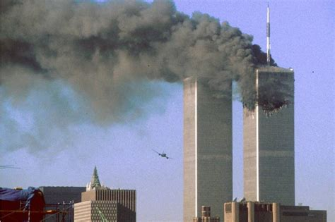 Twin Towers Attack 9 11