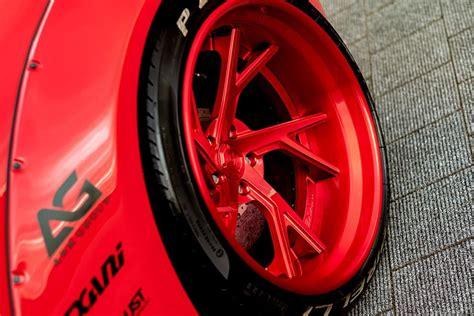 lexani wheels   tokyo auto salon