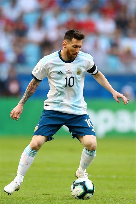 lionel messi  qatar  argentina group  copa america brazil