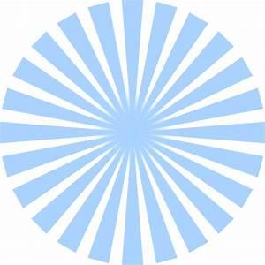 Light Blue Sun Rays Clip Art at Clker.com - vector clip ...
