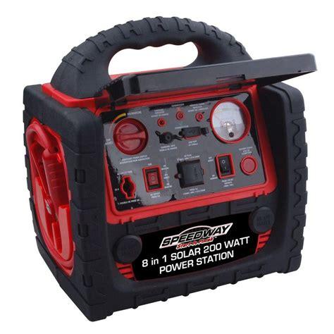 jumper 5in1 speedway 200 watt 8 in 1 solar panel emergency