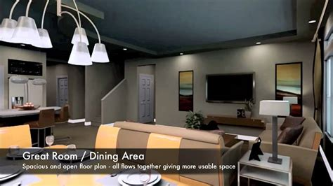 gunnison floor plan virtual  youtube