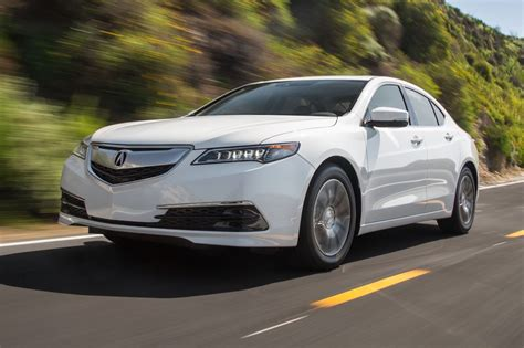 Acura Tlx Motor Trend by 2017 Acura Tlx Reviews And Rating Motor Trend