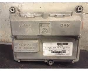 Allison Transmission Control Module Location