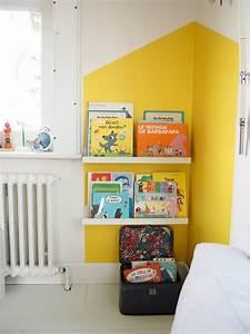 Peinture Mur Chambre : diy peindre une maison dans un coin de mur ~ Voncanada.com Idées de Décoration