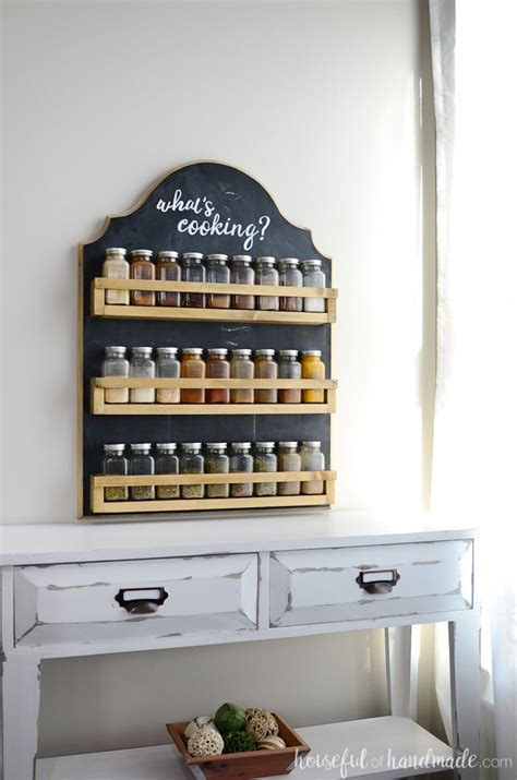 Spice Rack Plans by Wooden Spice Rack Build Plans Houseful Of Handmade