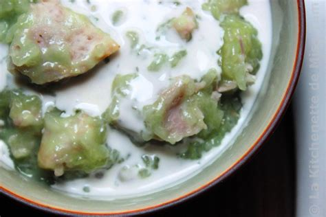 porridge sucr 233 de riz gluant au taro et lait de coco ch 232 khoai m 244 n la kitchenette de miss
