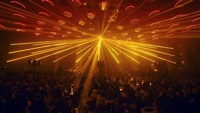 Concert Skalar Luci Sound Immersive Lights Installation