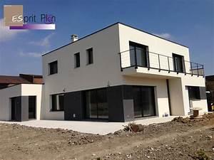 17 meilleures idees a propos de maison cubique sur With lovely maison toit plat en l 0 maison neuve avec piscine toit plat