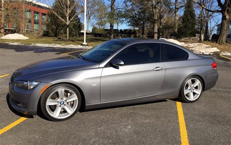 22k-mile 2009 Bmw 335i Coupe 6-speed