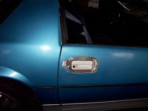 Custom Exterior Camaro Door Handles
