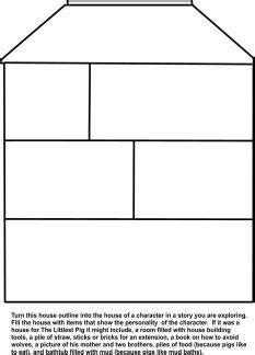 blank house floor plan template  room plan master