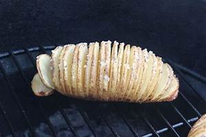 How To Cook Hasselback Potatoes On The Big Green Egg