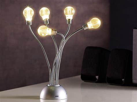Lunartec Sound-sensor-led-lampe Im Glühbirnen-design, Warmweiß