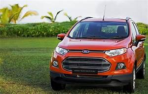 Ford Ecosport Recalled In Australia Over Wiring Defect