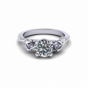 delicate rose engagement ring jewelry designs With jewelry wedding rings
