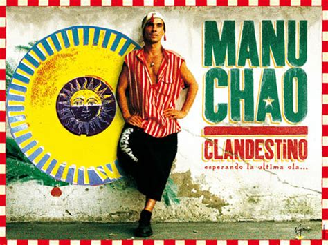 Clandestino, Manu Chao E La Corsa Continua