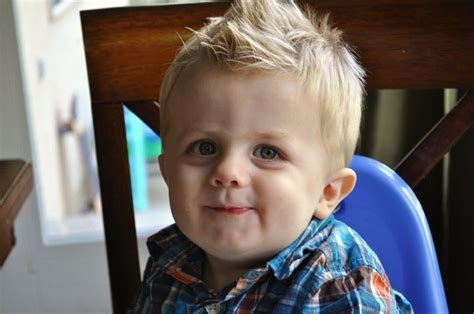 Toddler Boy Haircuts for Fine Hairs 3