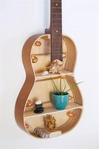 Gitarre Selber Bauen : diy bau dir dein eigenes gitarren regal ~ Watch28wear.com Haus und Dekorationen