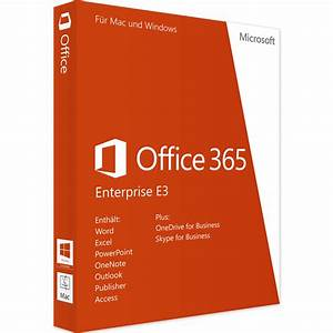 Office Günstig Kaufen : microsoft office 365 enterprise e3 kaufen ~ Watch28wear.com Haus und Dekorationen