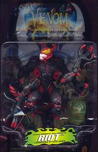Venom: Planet of the Symbiotes Riot (Red), Jan 1997 Action ...