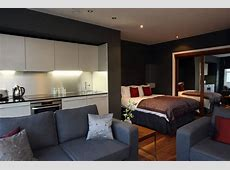 Studio Apartment, Park Place Picture of The Chambers