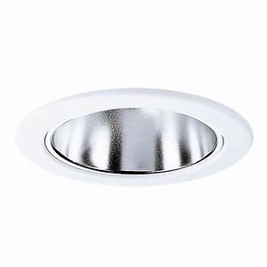 Halo E26 Series 4 In  Clear Recessed Ceiling Light