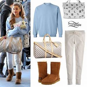 Ariana grande Casual outfits and Travel on Pinterest