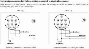 Ac Motor Connections