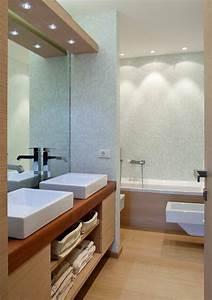 Leuchten Für Schlafzimmer : led indirekte beleuchtung f r ein exklusives badezimmer ~ Lizthompson.info Haus und Dekorationen