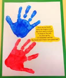 First Day of School Activities Preschool