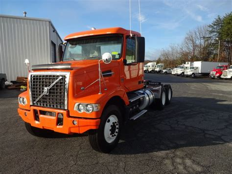 volvo trucks greensboro nc volvo vhd64f200 dump trucks for sale 234 used trucks from