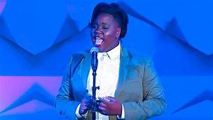 Alex Newell Performs Mariah Carey39s 39Hero39 At The 27th