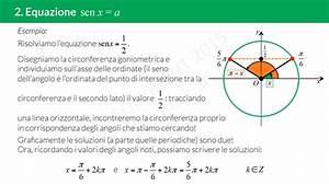 Equazioni Goniometriche Elementari Esercizi Pdf