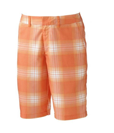 urban pipeline mens plaid golf athletic workout shorts mens apparel  shipping