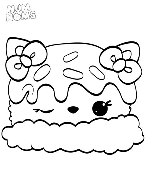om nom coloring pages  getcoloringscom  printable