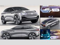 Volkswagen ID Crozz Concept 2017 pictures, information