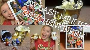 Last Minute Geschenkideen : diy last minute weihnachts geschenkideen youtube ~ Orissabook.com Haus und Dekorationen