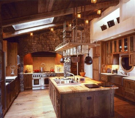 country kitchens photos beautiful rustic kitchen designed by studio frank in this 3635