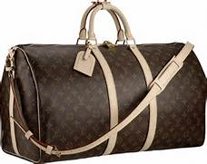 Louis Vuitton Trash Bags Gallery Louis Vuitton Women S Keepall 55 With Shoulder Strap All Handbag