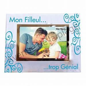 Mon Cadre Photo : cadre photo mon filleul achat vente avenue de la plage ~ Teatrodelosmanantiales.com Idées de Décoration