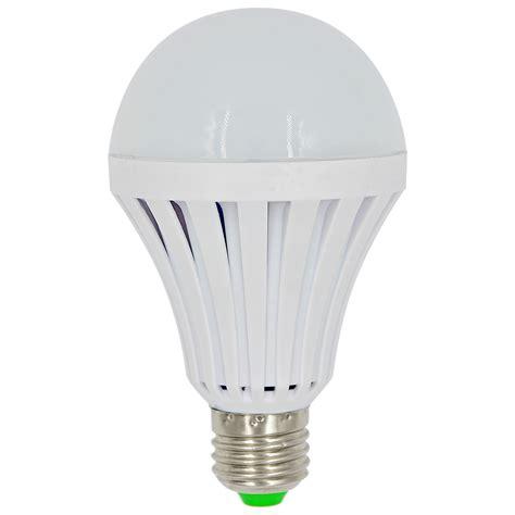 mengsled mengs 174 anti strobe e27 9w led emergency light