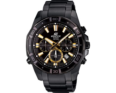 Casio Edifice EFR-534BK-1AVEF - Casio Edifice Watches