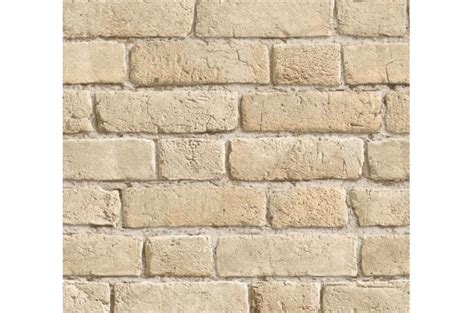 papier peint briques beiges cendr 233 es papier peints