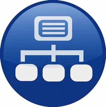 Network Diagram Clip Clipart Cliparts Clker Vector