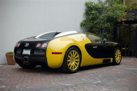 yellow bugatti bugatti veyron black and yellow the famous bijan black