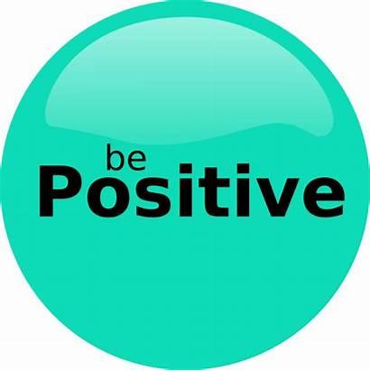 Positive Clip Clipart Cliparts Attitude Transparent Clker